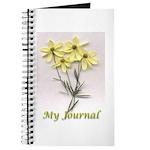 Coreopsis Flower Journal