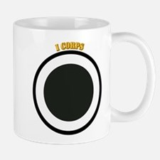 SSI - I Corps with Text Mug