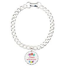 Special Nana Charm Bracelet, One Charm