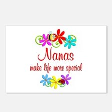 Special Nana Postcards (Package of 8)