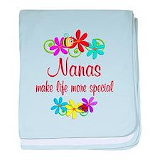 Special Nana baby blanket