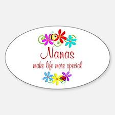 Special Nana Decal