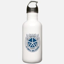 DUI - V Corps Water Bottle