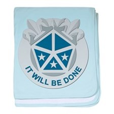 DUI - V Corps baby blanket