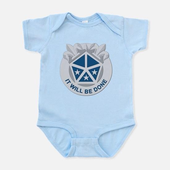 DUI - V Corps Infant Bodysuit
