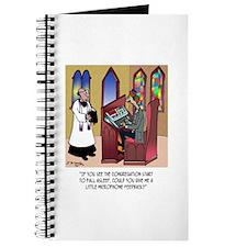 Sleeping in Church Journal