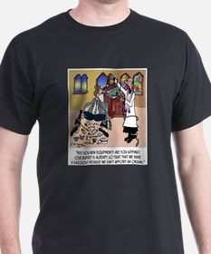 Church Has Kazooist T-Shirt