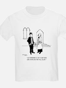 Punchlines in Church T-Shirt