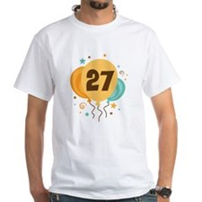27th Birthday Party Shirt