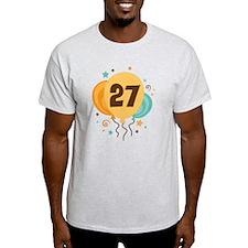 27th Birthday Party T-Shirt