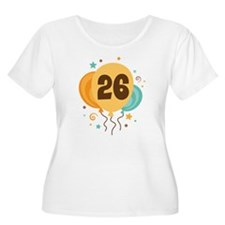 26th Birthday Party T-Shirt