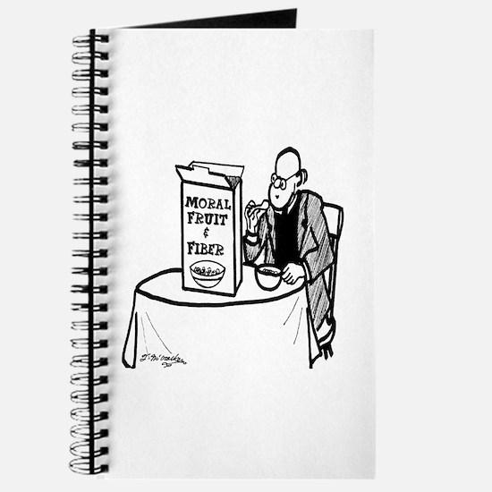 Moral Fruit and Fiber Cereal Journal