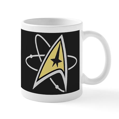 Star Trek Atom Mugs