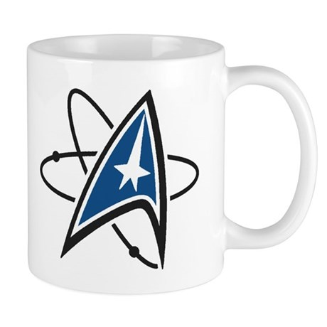 Star Trek Atom Mugs