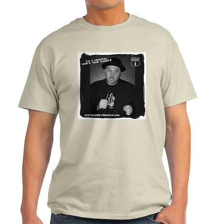 Excuse/C.O. Ash Grey T-Shirt