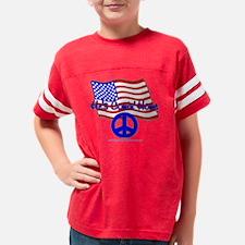 home1 he dk Youth Football Shirt
