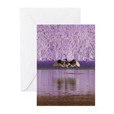 Great Blue Heron Greeting Cards (Pk of 20)