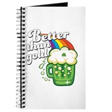 Beer is Better than Gold Journal