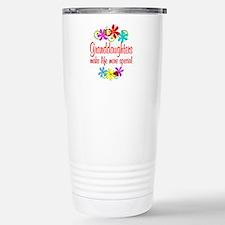 Special Granddaughter Travel Mug