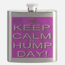 Keep Calm It's Hump Day! Flask