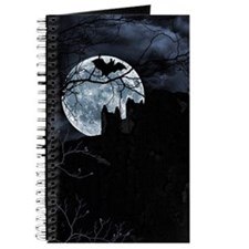 Spooky Night Sky Journal