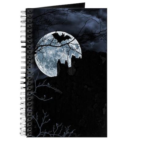 Spooky Night Sky Journal