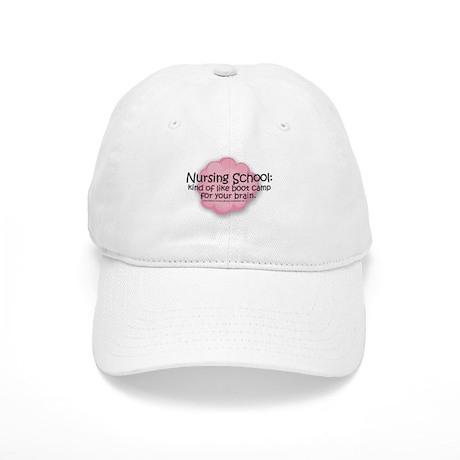 Nursing School Boot Camp Cap