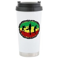 One Love Disc Golf sports Travel Mug