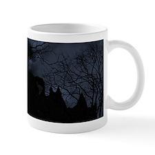 Spooky Night Sky Mugs