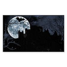 Spooky Night Sky Decal