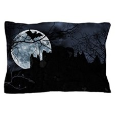Spooky Night Sky Pillow Case