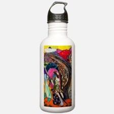 The 40th robber Water Bottle