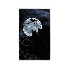 Spooky Night Sky 3'x5' Area Rug