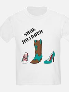 Shoe Hoarder T-Shirt