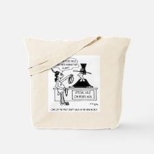 First Craft Sale In America Tote Bag