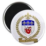 LOISIER Family Crest Magnet