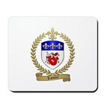 LOISIER Family Crest Mousepad