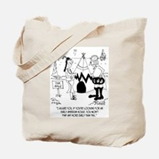 Early American House is a Tee Pee Tote Bag