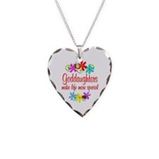 Special Goddaughter Necklace