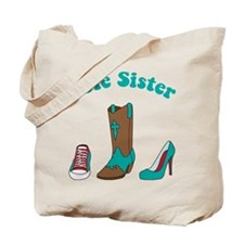 Sole Sister Tote Bag