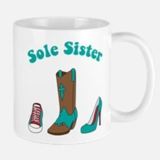 Sole Sister Mugs