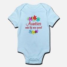 Special Auntie Infant Bodysuit