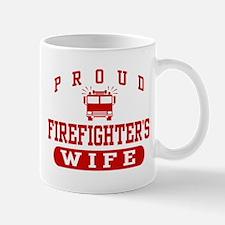 Proud Firefighter's Wife Mug