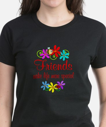 Special Friend Women's Dark T-Shirt
