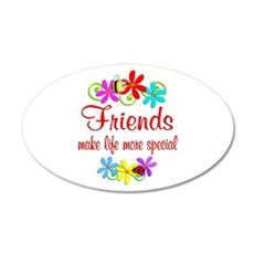 Special Friend Wall Decal