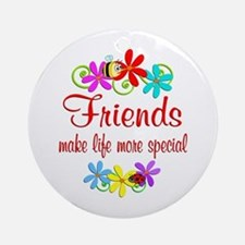 Special Friend Ornament (Round)