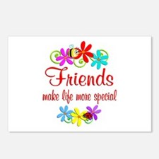 Special Friend Postcards (Package of 8)
