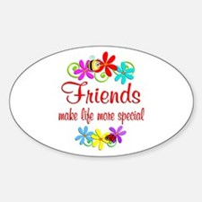 Special Friend Decal