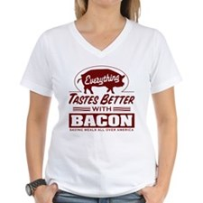 Everythings Better with Bacon Shirt