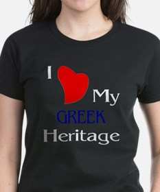 Greek Heritage Tee